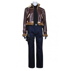 Resident Evil 4 Leon Scott Kennedy Cosplay Costume