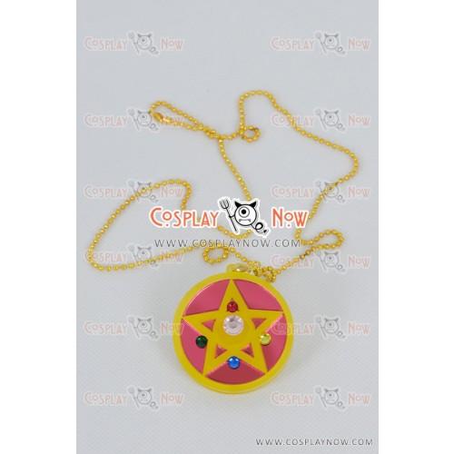 Sailor Moon Usagi Tsukino Two 2nd Incarnations Cosplay Pendant
