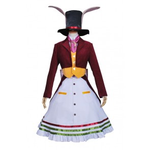 Alice Madness Returns Alice Rabbit Late but Lucky Dress