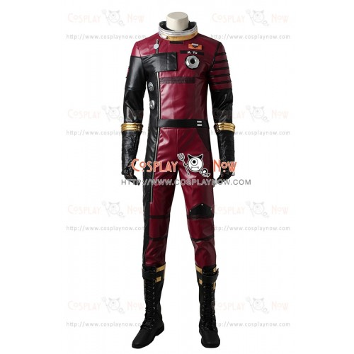 Prey Cosplay Morgan Costume