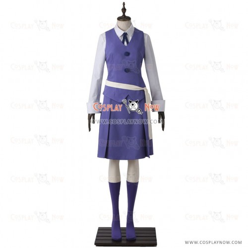 Sucy Mambavaran Cosplay Costume for Little Witch Academia