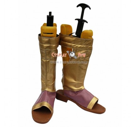 Unlight Cosplay Shoes Jead Boots