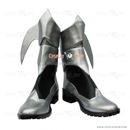 Kingdom Hearts Cosplay Shoes Aqua Boots
