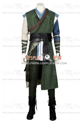 Karl Mordo Costume For Doctor Strange Cosplay Uniform