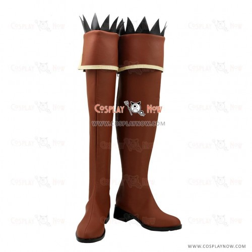 The Legend of Heroes Cosplay Shoes Trails of Cold Steel Alisa Reinford Boots