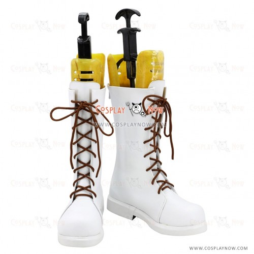 Aotu World Cosplay Shoes King Boots