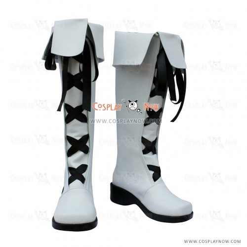 Hitman Reborn Cosplay Shoes Belphegor Boots