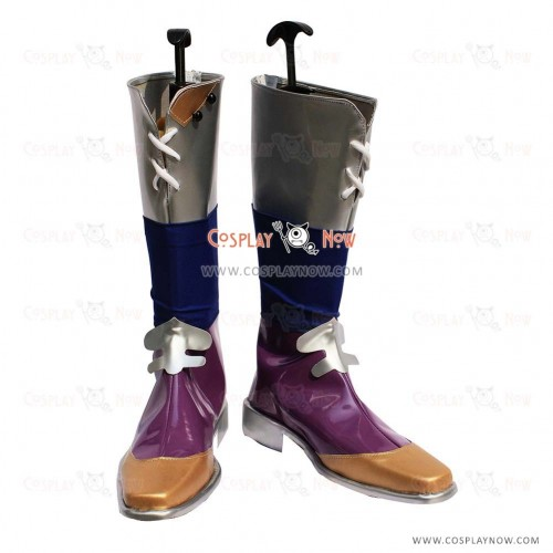 Final Fantasy V Cosplay shoes Butz Show Boots