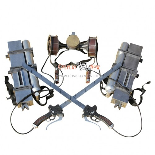 Attack On Titan Corps member's Weapon The Animation Version Cosplay Prop