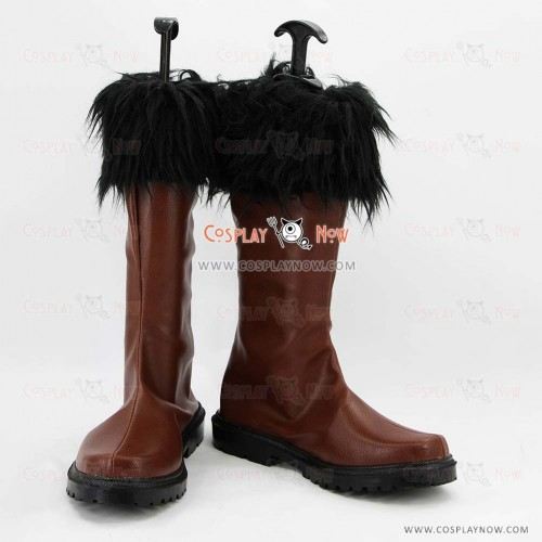 Touhou Project Cosplay Shoes Chen Boots