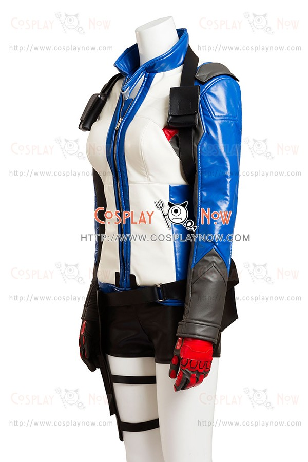 d8124531b Female Hero Soldier 76 Jack Morrison Costume For Overwatch Cosplay