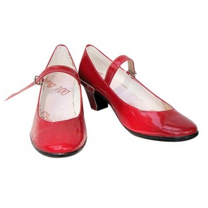 Sailor Moon Hino Rei Sailor Mars Cosplay Shoes