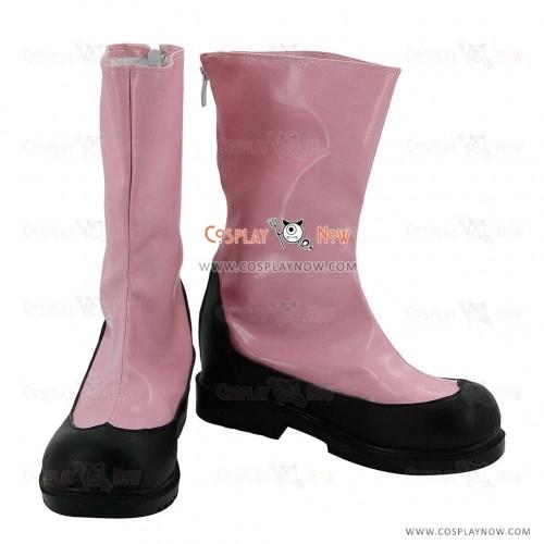 Cardcaptor Sakura Cosplay Shoes Sakura Pink Boots