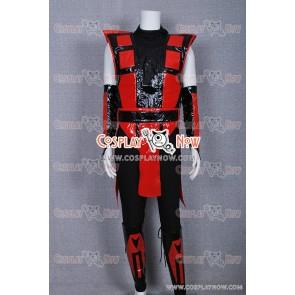 Mortal Kombat Ninja Ermac Cosplay Costume