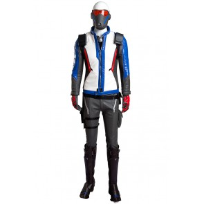 Hero Soldier 76 Cosplay Costume For Overwatch Cosplay