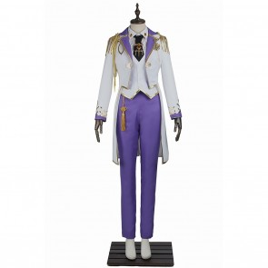 Magic-kyun Renaissance Ichijoji Teika Cosplay Costume