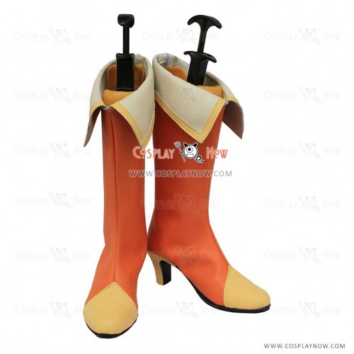 Pretty Cure Cosplay Shoes Fresh Cure Pine Boots