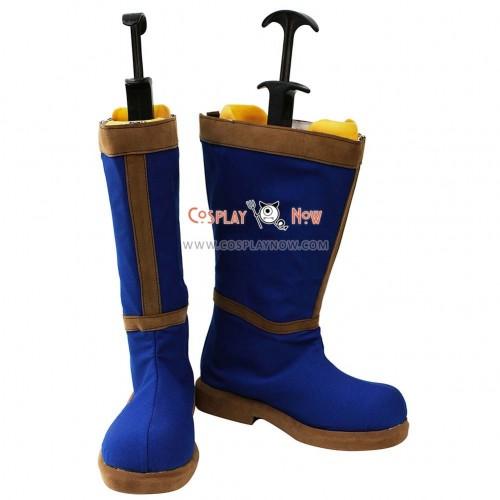 Kuiba Cosplay Shoes Mangi Boots