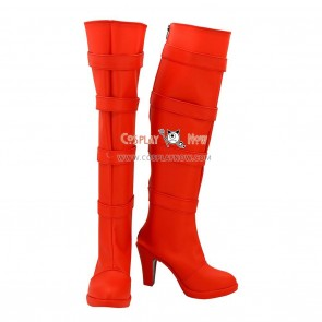 The Avengers Cosplay Shoes Tony Stark Boots