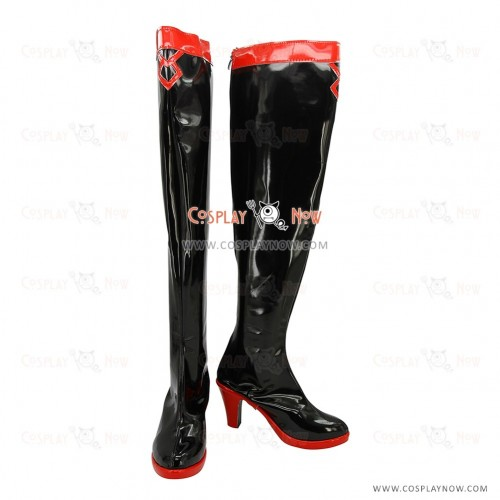 Touhou Project Cosplay Shoes Remilia Scarlet Boots