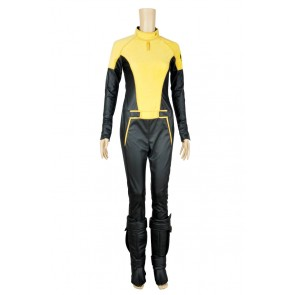X Men Deadpool Negasonic Teenage Warhead Cosplay Costume