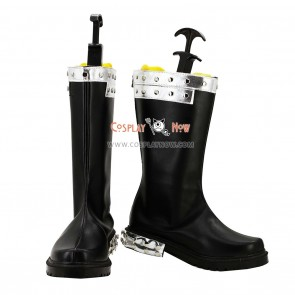 Fairy Tail Cosplay Shoes Gajeel Reitfox Boots