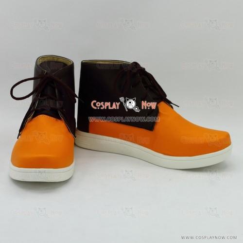 Free! Makoto Tachibana Orange Cosplay Show Shoes