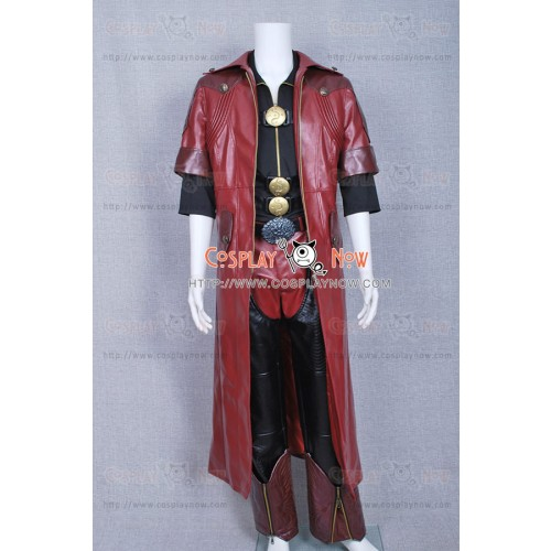 Devil May Cry 4 Cosplay Dante Costume