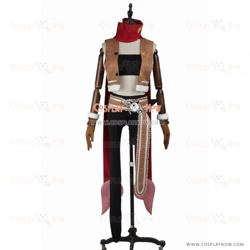 Re Life in a different world from zero Cosplay Felt Costume