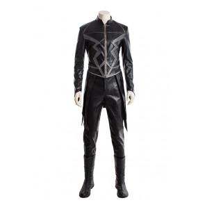 Inhumans Black Bolt Blackagar Boltagon Cosplay Costume