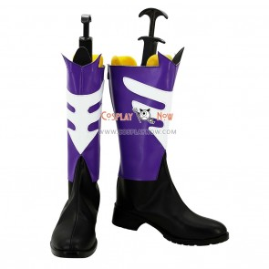 The King's Avatar Cosplay Shoes Wei Chen Boots