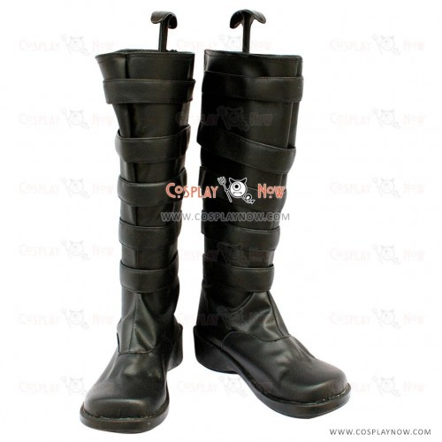 D Gray man Cosplay Shoes Lavi Version 2 Boots