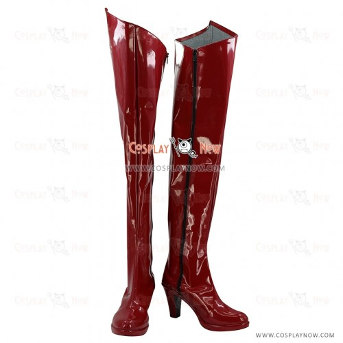 Persona 5 Cosplay Shoes Ann Takamaki  Boots