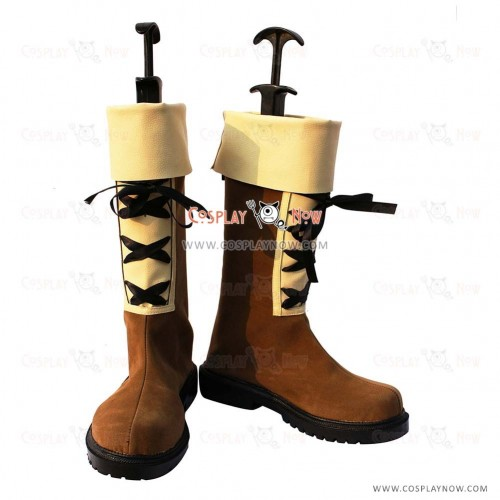 Ys Cosplay Shoes Julio Boots