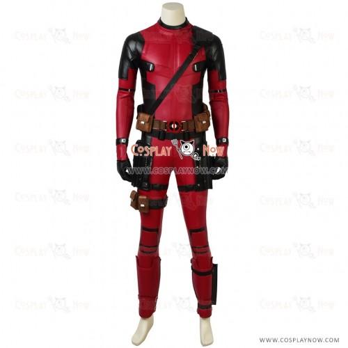 Deadpool Wade Wilson Cosplay Costume for man