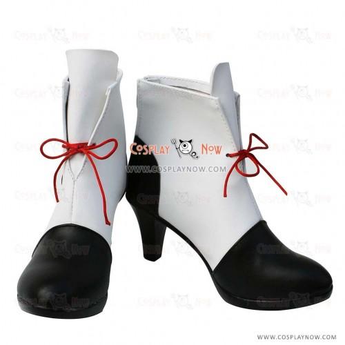 Revolutionary Girl Utena Cosplay Tenjo Utena Shoes