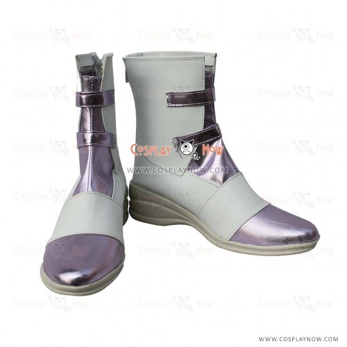 Final Fantasy Cosplay Serah Farron Shoes