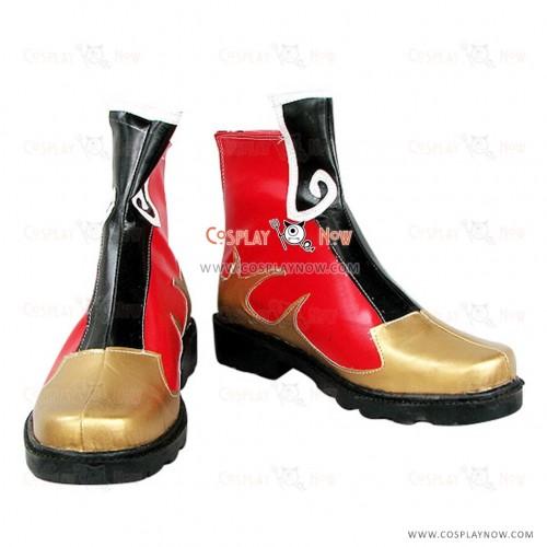 Dynasty Warriors Cosplay Zhou yu Shoes