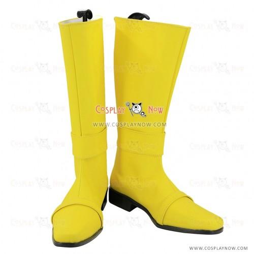 Uchu Sentai Kyuranger Cosplay Shoes Spada Boots