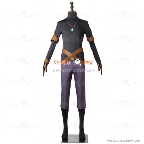 Black Clover Cosplay Yuno Costume