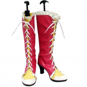 Kirarin Revolution Cosplay Shoes Kirarin Boots