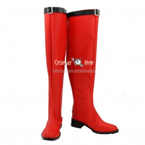 God Eater Cosplay Shoes Rin Boots