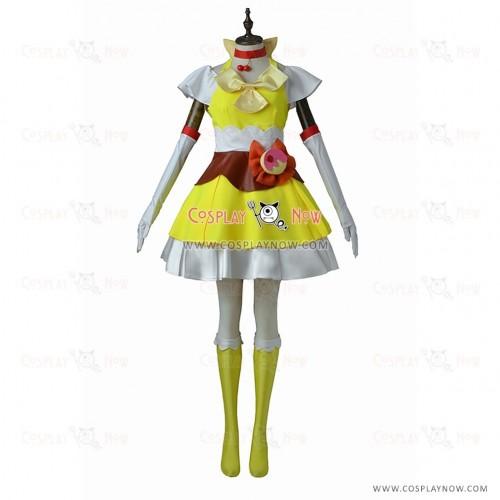 Himari Arisugawa Cosplay Costume for Pretty Cure