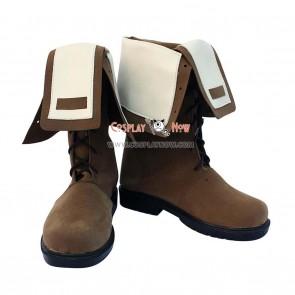 Tiger & Bunny Origami Cosplay Shoes Cyclone/Ivan Karelin Boots