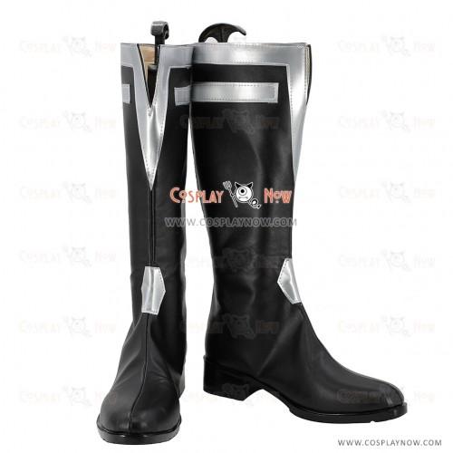 The King's Avatar Cosplay Shoes Qiao Yi Fan Boots