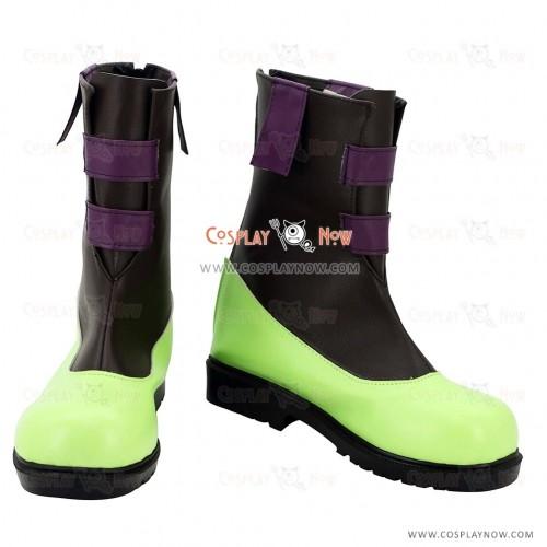 God Eater Cosplay Shoes Shun Ogawa Boots