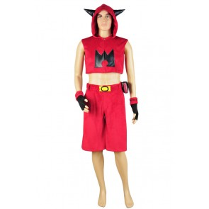 Pokemon Cosplay Team Magma Costume
