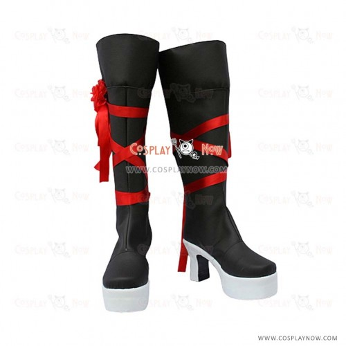 Pandora Hearts Cosplay Shoes Oz Vessalius Boots