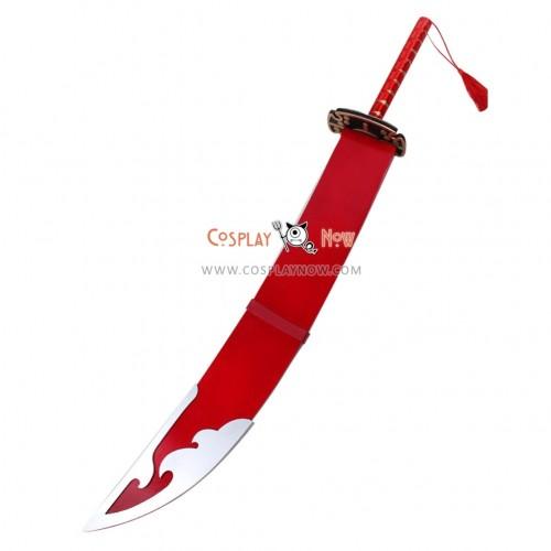 Dramatical Murder (DMMD) Koujaku's Sword PVC Cosplay Props