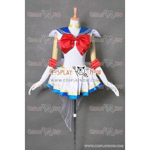 Sailor Moon Cosplay Serena Usagi Tsukino Costume